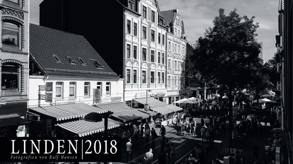 Lindenkalender 2018 Titel